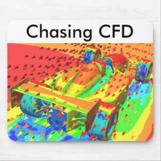 CFD Mouse Pad