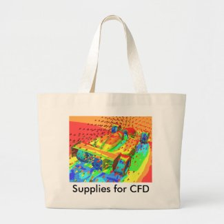 CFD Tote Bag