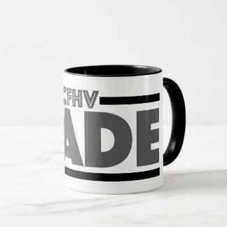 CFHV made coffee mug
