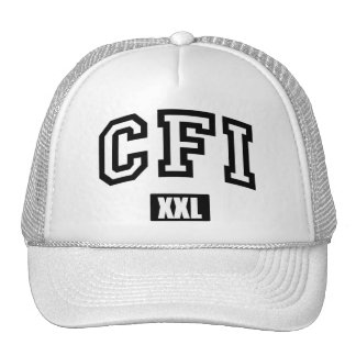 CFI Flight Instructor Hat