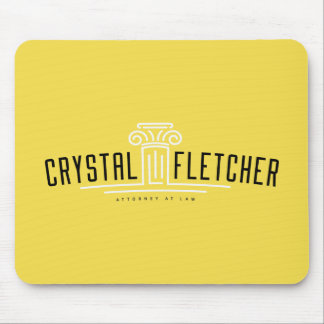 CFL Yellow Mouse Mouse Pad