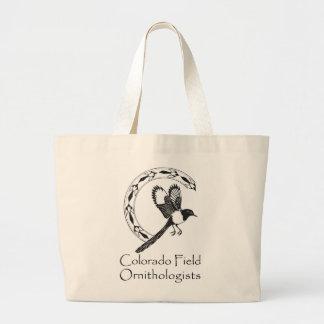 CFO canvas bags