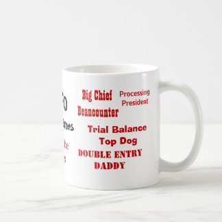 CFO Nicknames! Multi-sided Mug