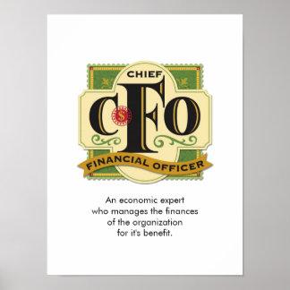 """""""CFO"""" Poster"""