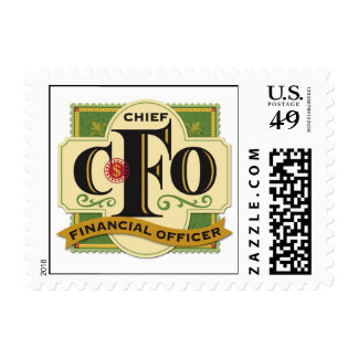 """CFO"" Stamp"