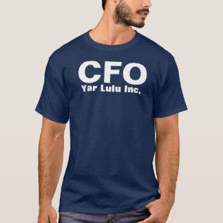 CFO: Yar Lulu Inc. T-Shirt