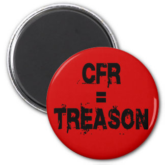 CFR = Treason Magnet