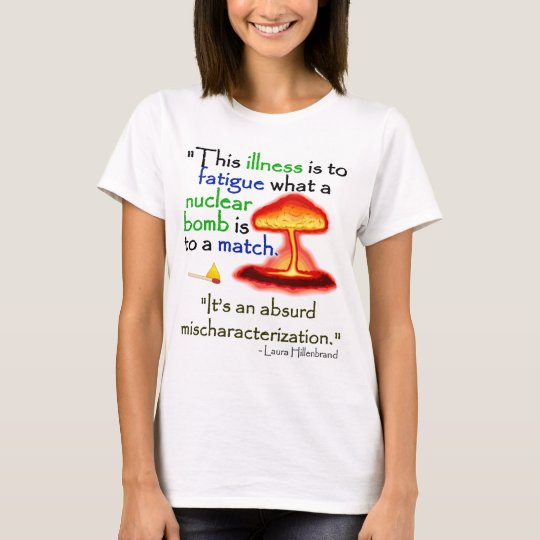 CFS/Absurd Mischaracterization Light T-Shirt
