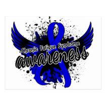 CFS Awareness 16 Postcard