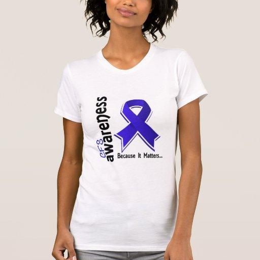 CFS Awareness 5 Chronic Fatigue Syndrome Tee Shirts