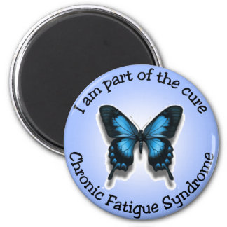 CFS Awareness magnet