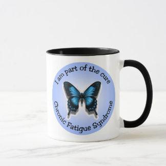 CFS Awareness mug