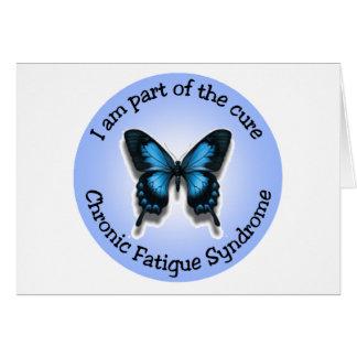 CFS Awareness notecard - add your message!