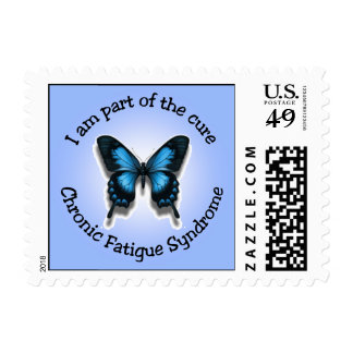 CFS Awareness Postage Stamp