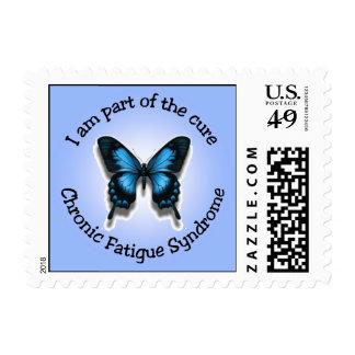 CFS Awareness Postage Stamp