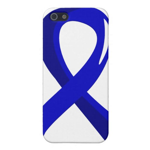 CFS Blue Ribbon 3 iPhone 5 Protectores