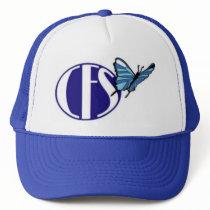 CFS Butterfly Trucker Hat