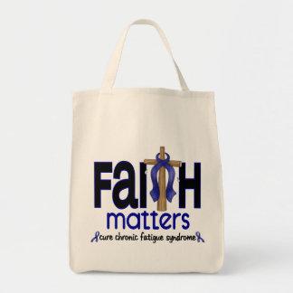 CFS Chronic Fatigue Syndrome Faith Matters Bag