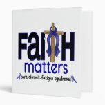 CFS Chronic Fatigue Syndrome Faith Matters Binder