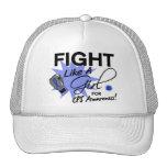 CFS Fight Like A Girl 11.3 Trucker Hat