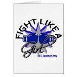 CFS Fight Like A Girl 12.3 Card