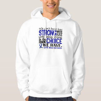 CFS How Strong We Are Hoodie