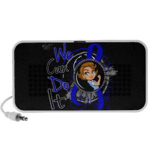 CFS Rosie Cartoon WCDI Mp3 Speakers