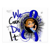 CFS Rosie Cartoon WCDI Postcard