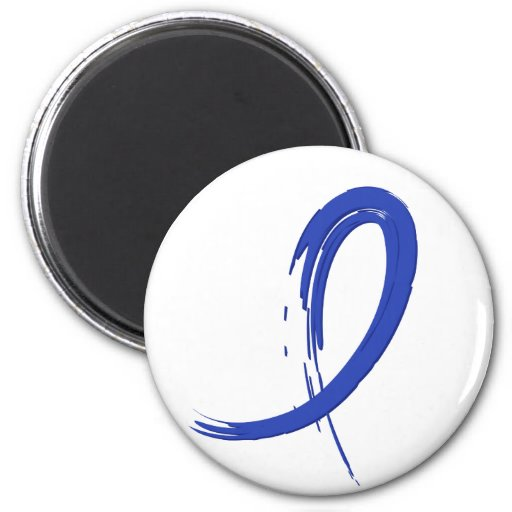 CFS's Blue Ribbon A4 2 Inch Round Magnet