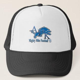 Cfyfl Apopka Lions Mighty Mites Under 8 Trucker Hat
