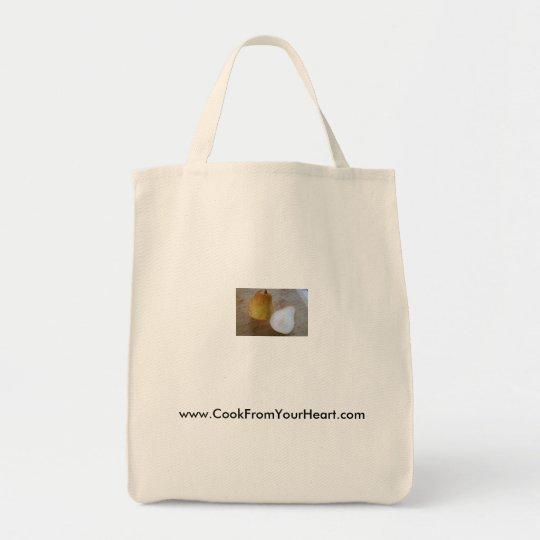 CFYH - Bolso de compras del arte de las peras