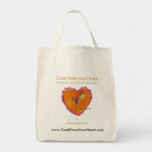CFYH - Book Cover Art bag