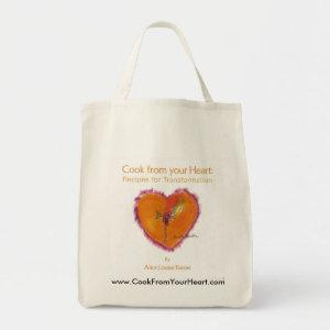 CFYH - Book Cover Art bag