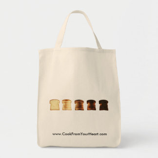 CFYH - Toast Shopping Bag