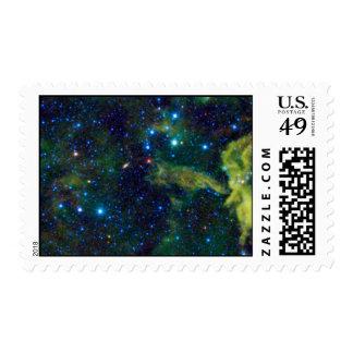 CG4 Alligator Nebula Postage