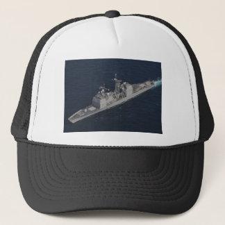 CG 67 USS Shiloh Trucker Hat