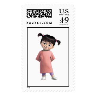 CG Boo Disney Postage Stamp
