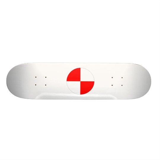 CG - Center of Gravity Skateboard