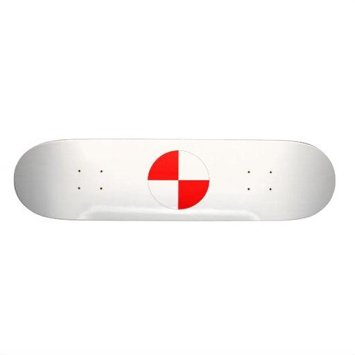 CG - Center of Gravity Skateboard Deck