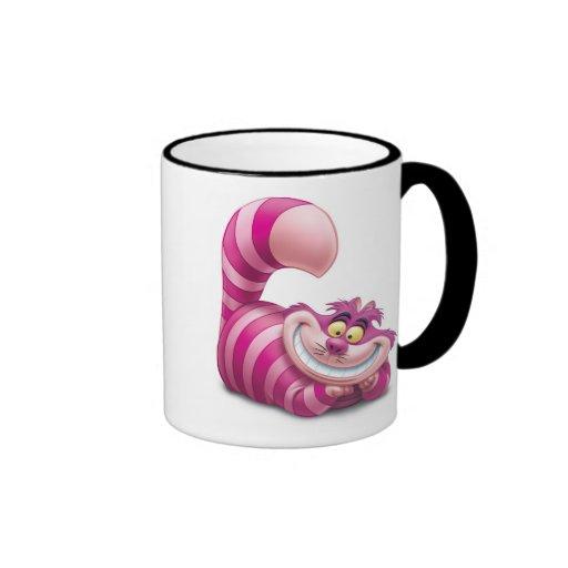 CG Cheshire Cat Disney Coffee Mugs