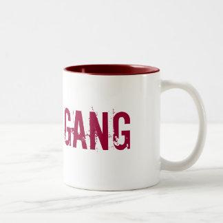 CG coffee mug