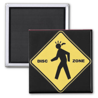 CG Disc Zone Magnet
