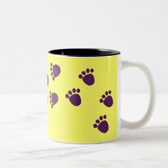 CG- Dragon Footprints Mug