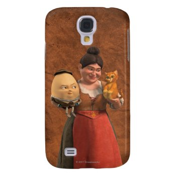 Cg Group Galaxy S4 Cover by pussinboots at Zazzle