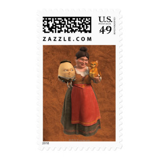 CG Group Stamp