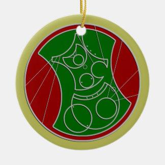 CG: Merry Christmas Ornament