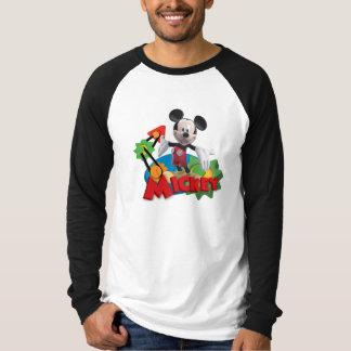 CG Mickey Remeras