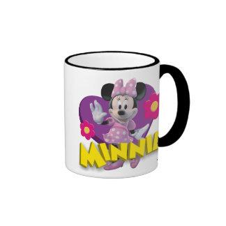 CG Minnie Waving Mugs