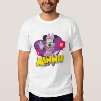 CG Minnie Waving Shirt