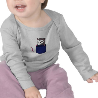 CG- Possom in a Pocket Outfit T Shirt